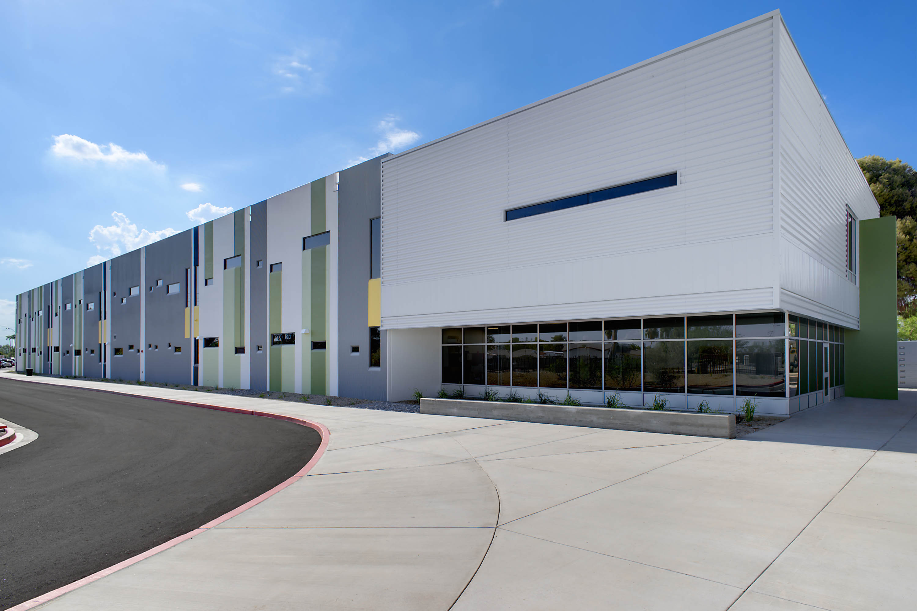 Classroom Layouts For High School ~ Greenway thunderbird high school orcutt winslow